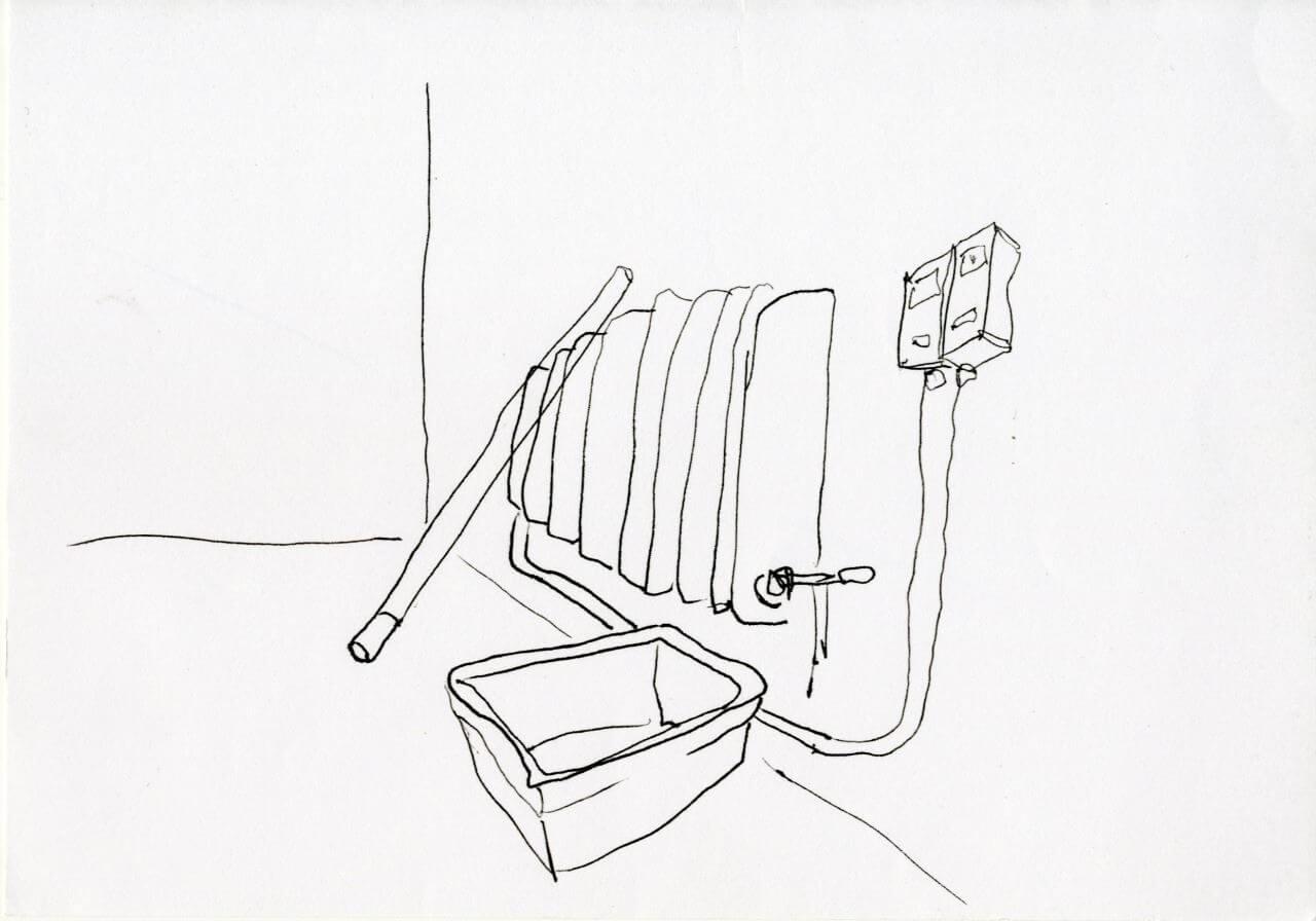 Dirk Urban Sketching