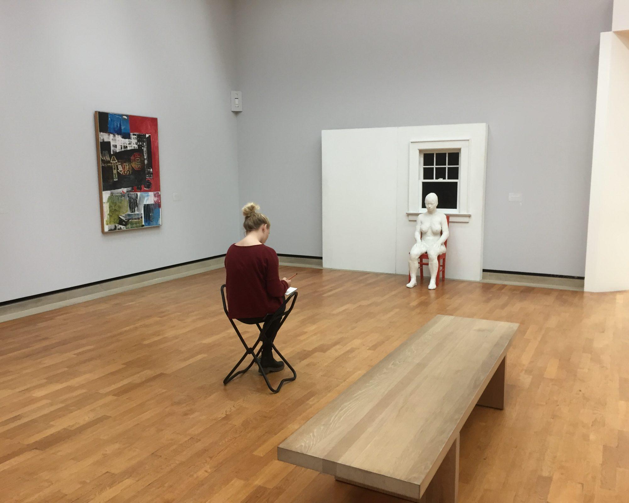 Inspiration im Museum