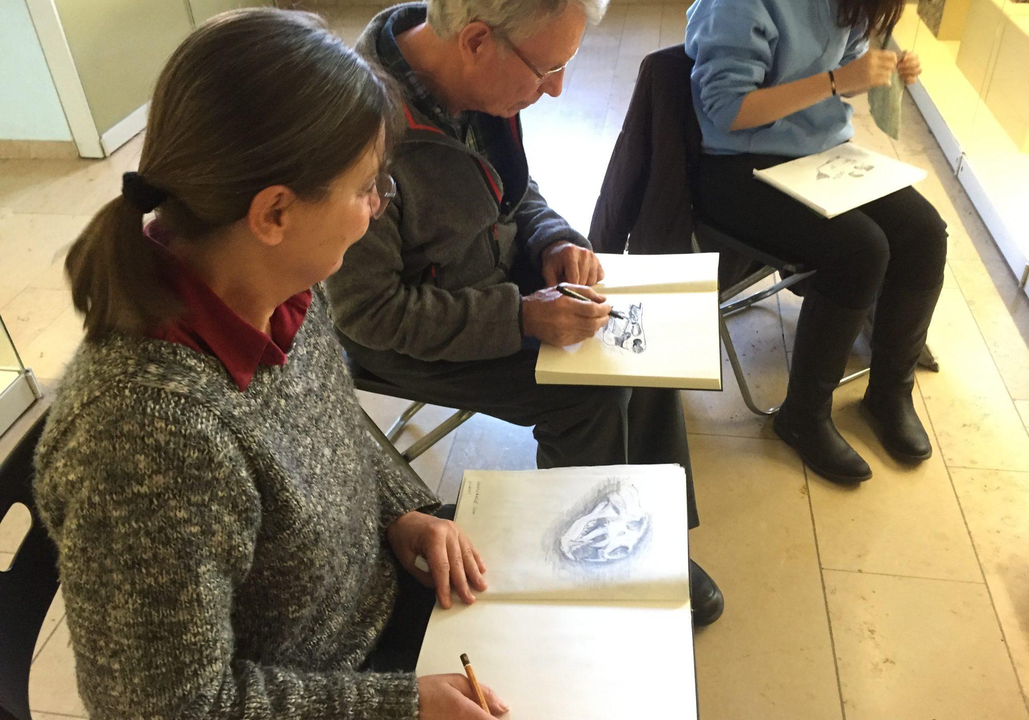 Skizzenbuch-Workshop