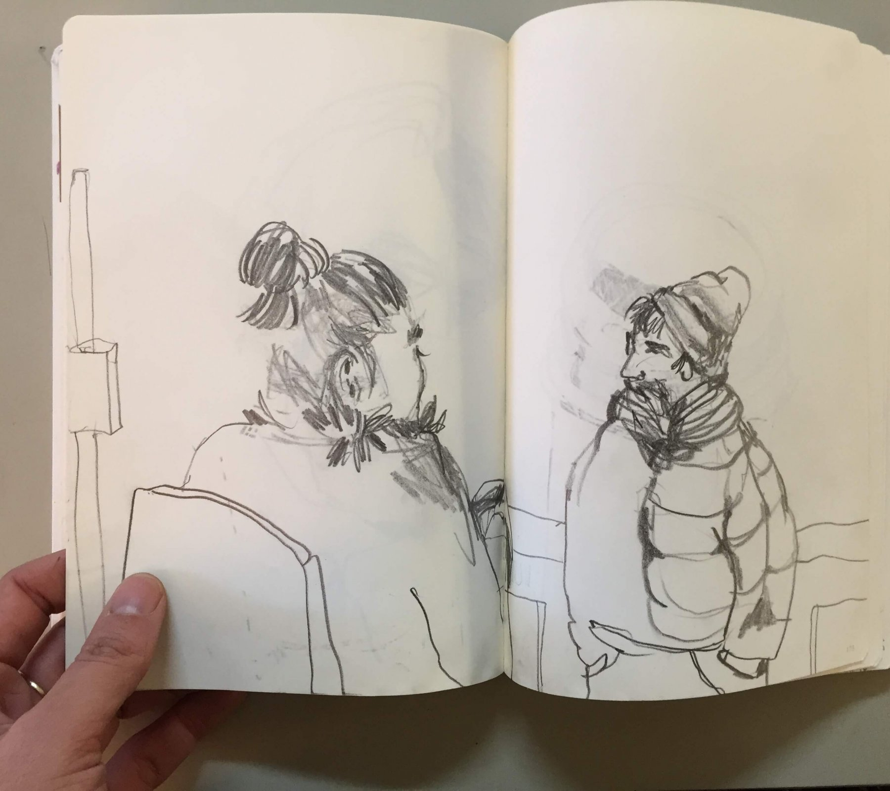 Lena Skizzenbuch