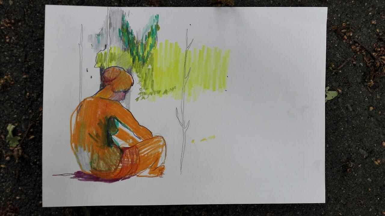 Larissa Urban Sketching