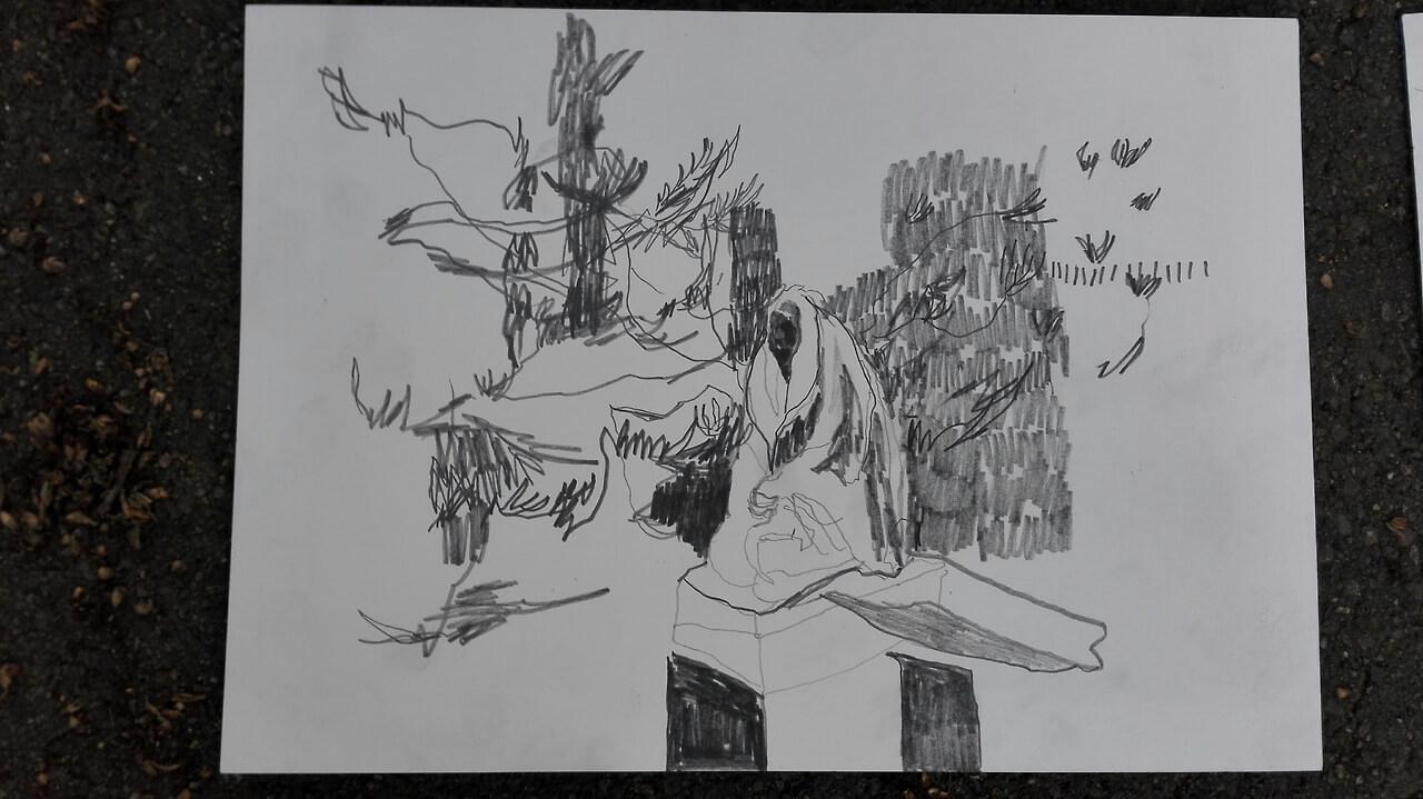 Lissy Urban Sketching