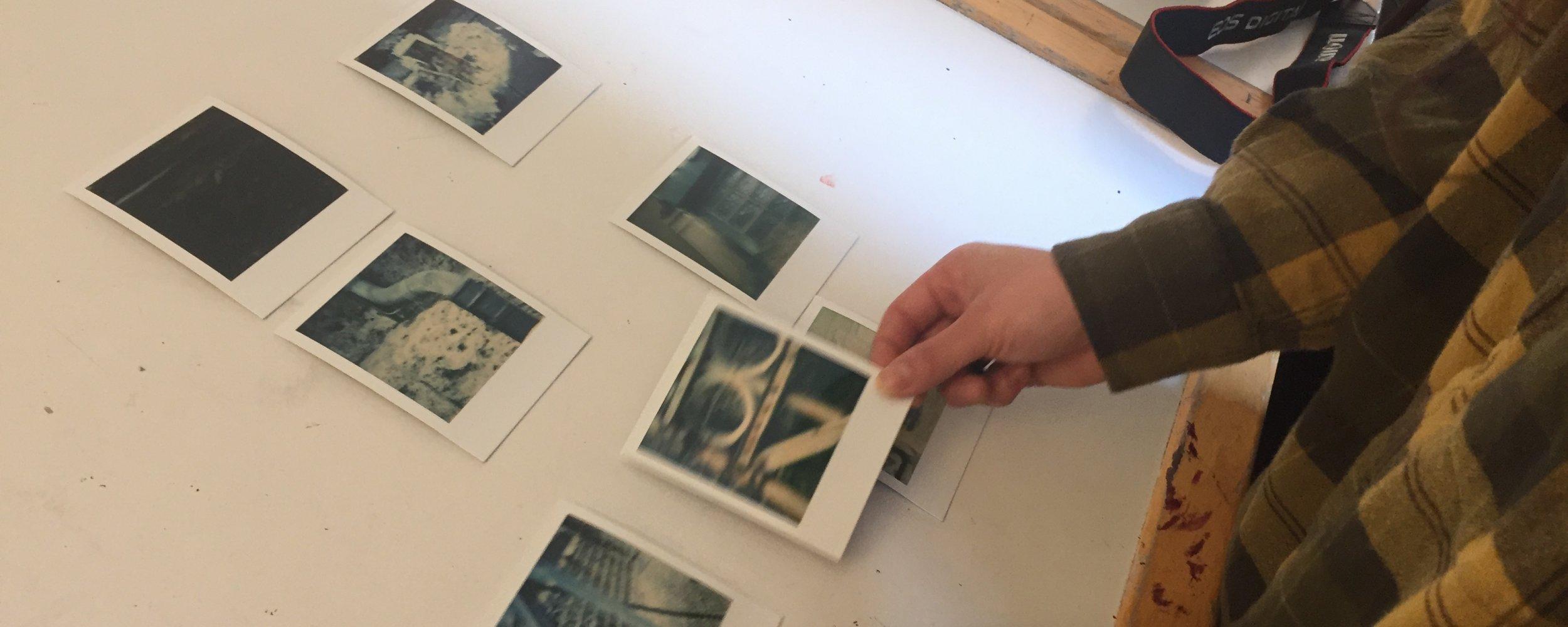 Polaroid-Serie