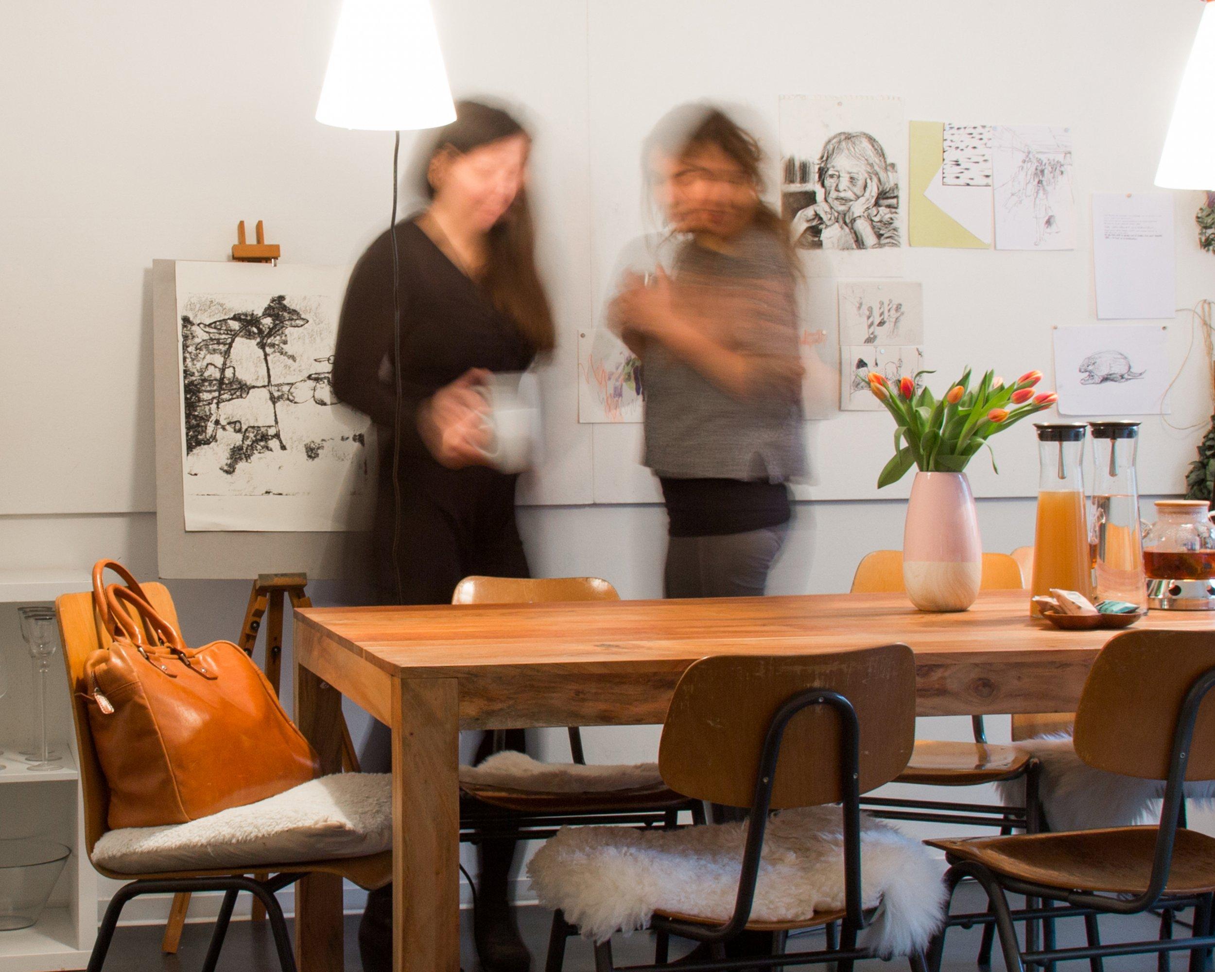 Kreativkreisel Küche