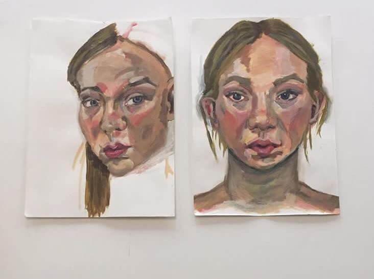Kreativkreisel Mappenkurs Stuttgart - Portrait